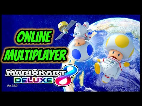 Mario Kart 8 Deluxe | Father And Son - Online Multiplayer