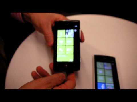 Acer Allegro, le Windows Phone le moins cher.