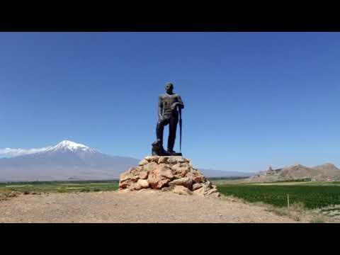 Армения Арташат фото города улиц