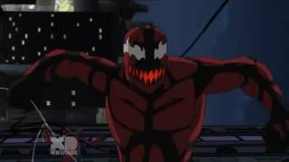Ultimate Spiderman  [AMV] - The Sinister Six - New Divide