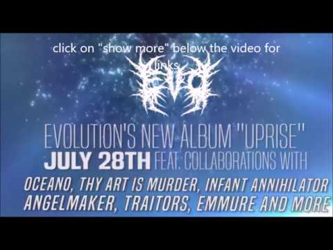 Ev0lution tease new song Evolution - Quiet Riot play new song Freak Flag live
