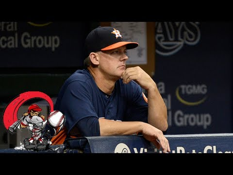 A.j. hinch has tough playoff roster decisions