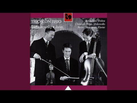 Suite for Piano Trio in C Major, Op. 89: I. Moderato