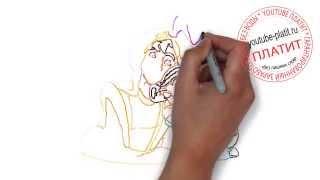 Смотреть Алладин онлайн  Учимся быстро рисовать Алладина поэтапно карандашом