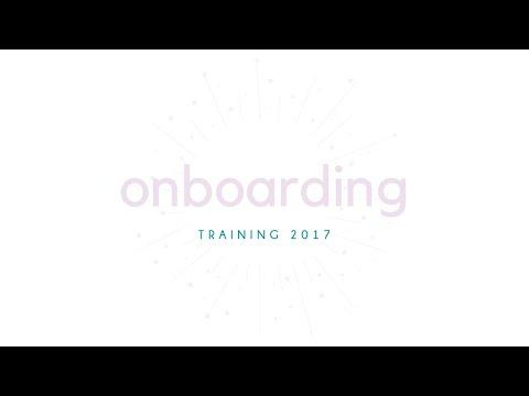 Onboarding Training for Monat