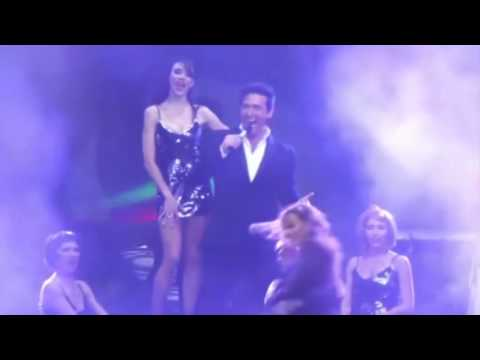 Carlos Marin IL Divo ~ Delilah ~ by Tom Jones ~ Live in Campeche Mexico