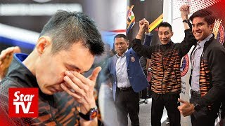Download lagu Tears as Malaysia s badminton ace Lee Chong Wei retires MP3