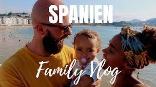 SPANIEN VLOG • Vanlife Alltag mit Baby • Weltreise #VLOG44 GoodMorningFlorence