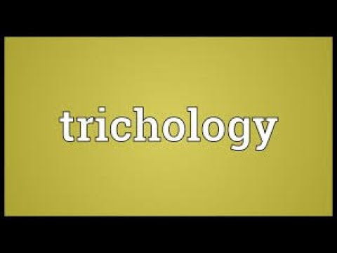 Trichology: when people get it!