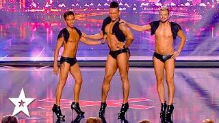 AMAZING Dance Trio 'WORK IT' on France's Got Talent | Got Talent Global