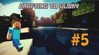 Crafting To Glory | Season 1 | Epidsode 5 | DERUDE SANDSTORM