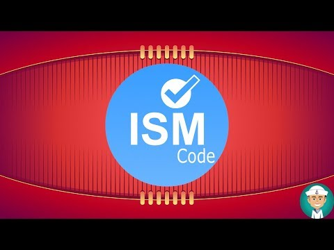 International Safety Management Code (ISM)