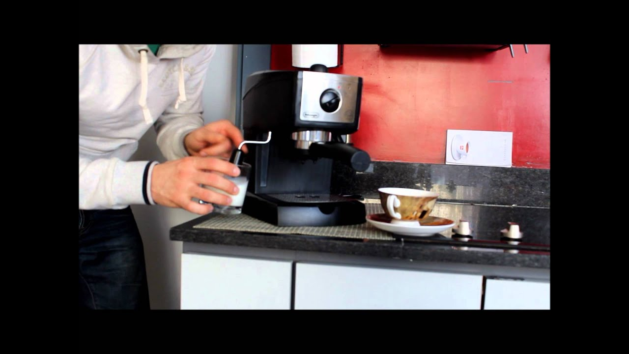 DeLonghi EC155 Review- Best (Budget-Friendly) Coffee Maker - YouTube