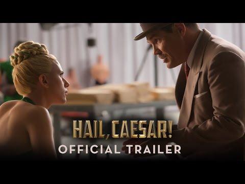Hail, Caesar! trailers
