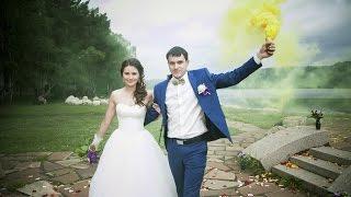 Свадьба Евгения и Кристины Берсеневых 17.07.2015