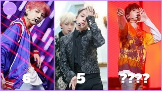 BTS OUTFIT RANKING