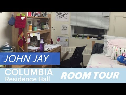 Residence Hall Tour - John Jay | Columbia University