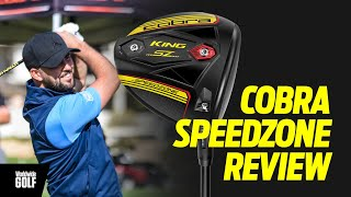 What makes the Cobra Speedzone so