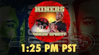 Ronbo Sports In Yo Face, At Yo Place Watching The Game! 49ers VS Seahawks 2016 Week 17 NFL