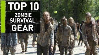 Top 10 Must Have Survival Gear for Zombie Apocalypse