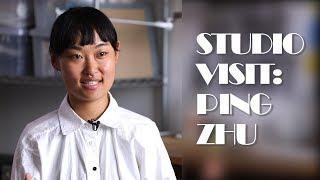 Studio Visit: Ping Zhu