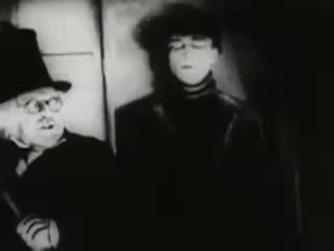 The Cabinet Of Dr Caligari Cesare Waking Youtube