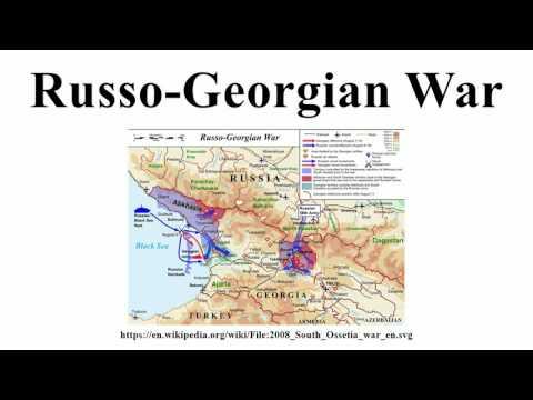 Russo-Georgian War