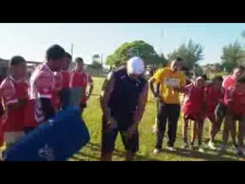 Jonah Lomu goes back to Tonga