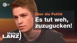 Pfleger Jorde: Das Pflegesystem an die Wand fahren - Markus Lanz vom 28.02.2019 | ZDF
