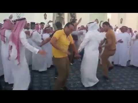 شوف المصريين لما يحضروا فرح سعودي ايه الى بيحصل