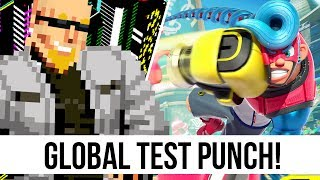 Nintendo's Arms creates a whole new genre of fighting games.