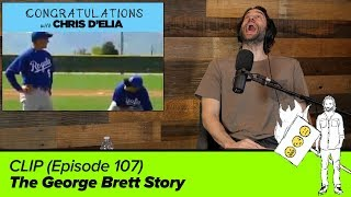 CLIP: The George Brett Story - Congratulations with Chris D'Elia