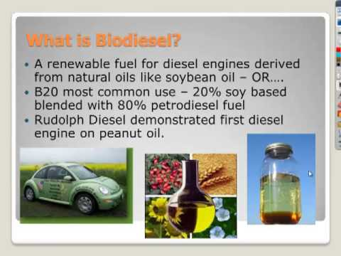 Biofuel lecture