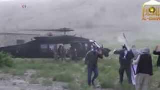 Amerika-Tolibon mahbus almashdi - Video - US-Taliban prisoner exchange-Bowe Berghdal