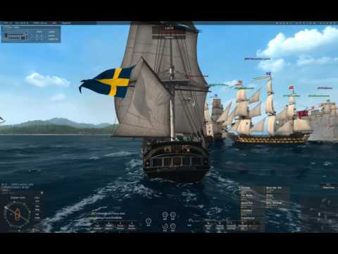 Battle At El Toco (Sweden vs Britain)