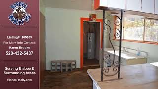 Video Bisbee Real Estate Home for Sale. $44,500 2bd/1ba. - Karen Brooks of bisbeerealty.com download MP3, 3GP, MP4, WEBM, AVI, FLV Oktober 2018