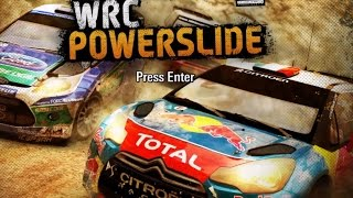 WRC Powerslide Gameplay (Racing Game)