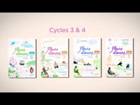 Fleurs D Encre Francais 6e 5e 4e 3e Edition 2016