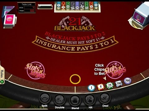 21 blackjack the game slot technician job description