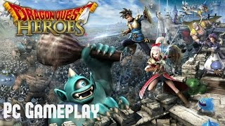 Dragon Quest Heroes - PC Gameplay ►1080p HD/60 FPS Max Settings