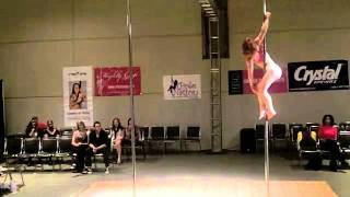 Miss Georgia Pole Dance Competition 2011 Pro Optional Round