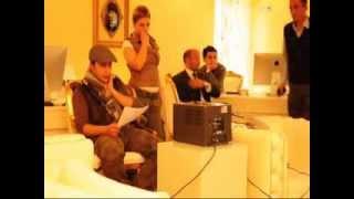 Hollywood Eğitimli Ünlü Türk Yönetmen Korkut BARAN kamera arkası görüntüleri