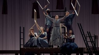 Jane Eyre Introduction | Devising From a Classic Novel | National Theatre at Home