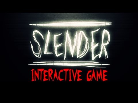 SLENDER - THE SCARIEST INTERACTIVE GAME (START)