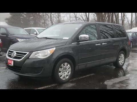 Used 2012 Volkswagen Routan Saint Paul White-Bear-Lake, MN #W89919A - SOLD