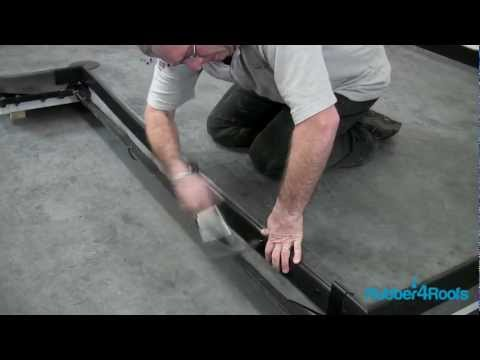 ClassicBond One piece EPDM Roofing System from Rubber4Roofs