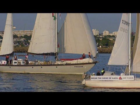 Flotilla to Gaza in European ports
