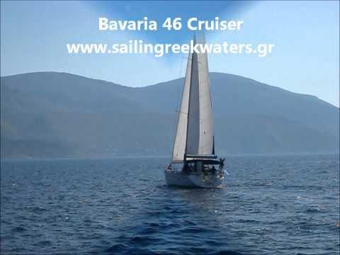 Bavaria 46 Cruiser in Argosaronic Gulf