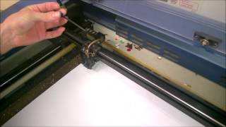 Using 2D Design with the Spirit Laser Cutter