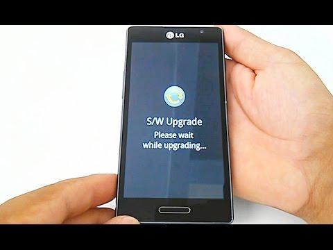 Stock Rom Firmware LG Optimus L9 P768, P768f, P769, P769f, Como instalar, Atualizar, Restaurar